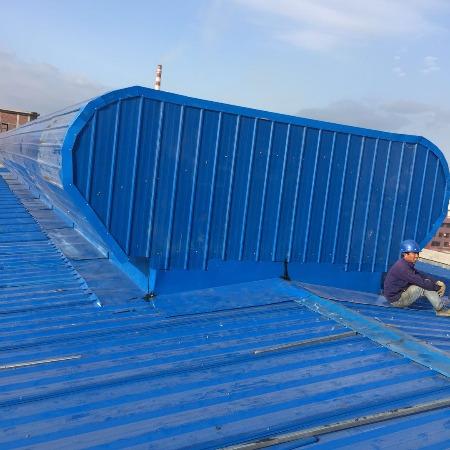 气楼厂家批发通风气楼 屋顶通风气楼 钢结构通风气楼