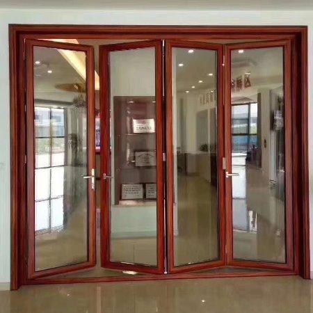 山东折叠门厂家 嘉和工业多扇折叠门 折叠门批发 价格