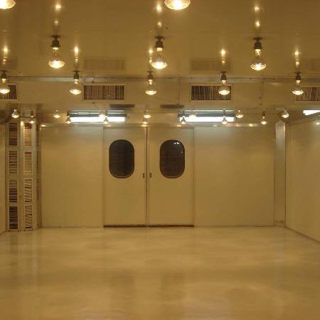 喷漆房烤漆房生产厂家 家具喷漆房 环保家具烤漆房