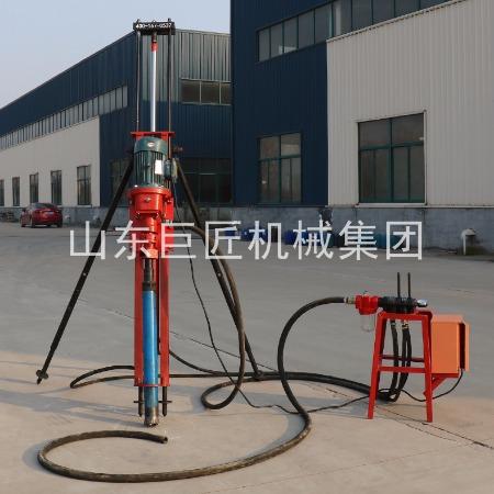 巨匠矿山潜孔锤KQZ-70D型矿山打孔钻机大型气动潜孔钻机