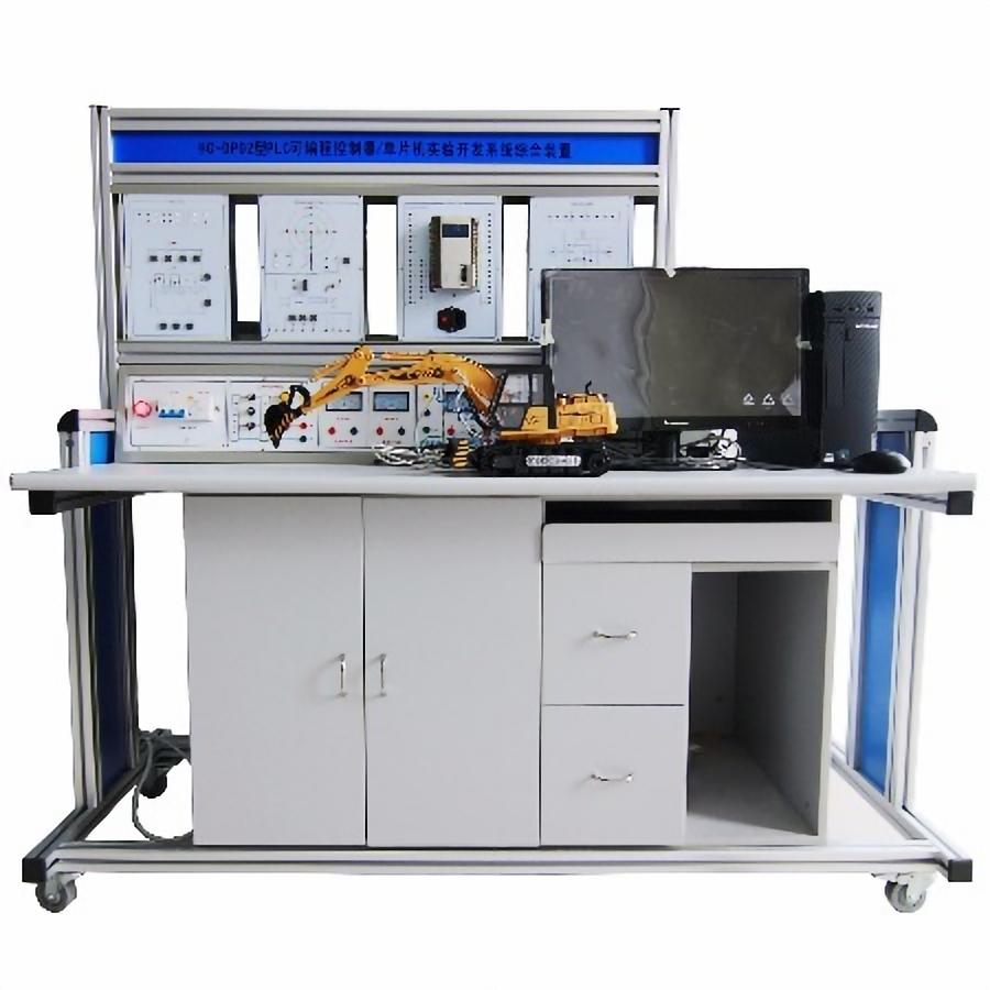 2019年新款PLC可编程控制器实验台、PLC实训台