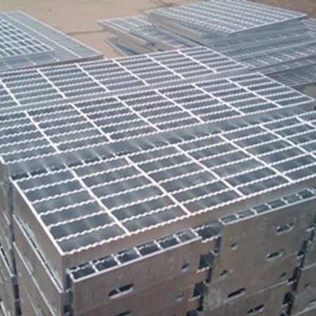 热镀锌防滑钢格板 锯齿形钢格栅板G255/30/100 泽光供应