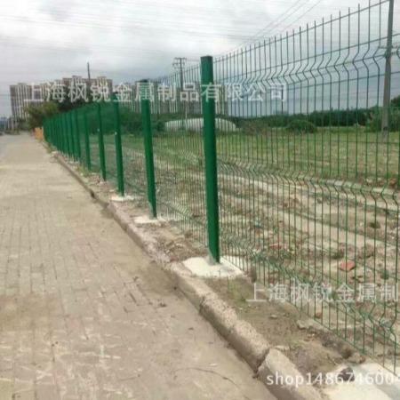 双边丝隔离网 山地防护网 养殖网栏 浸塑铁丝网 园林防护网