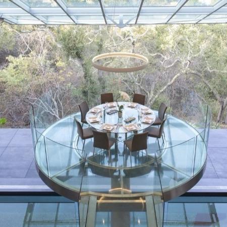 玻璃全屋装修定制 办公室别墅家居玻璃墙地面顶楼梯扶手栏板