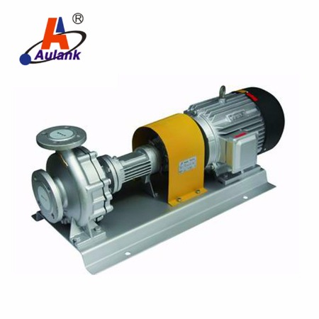 超高温导热油泵 供应厂家奥兰-WRY-H导热油泵
