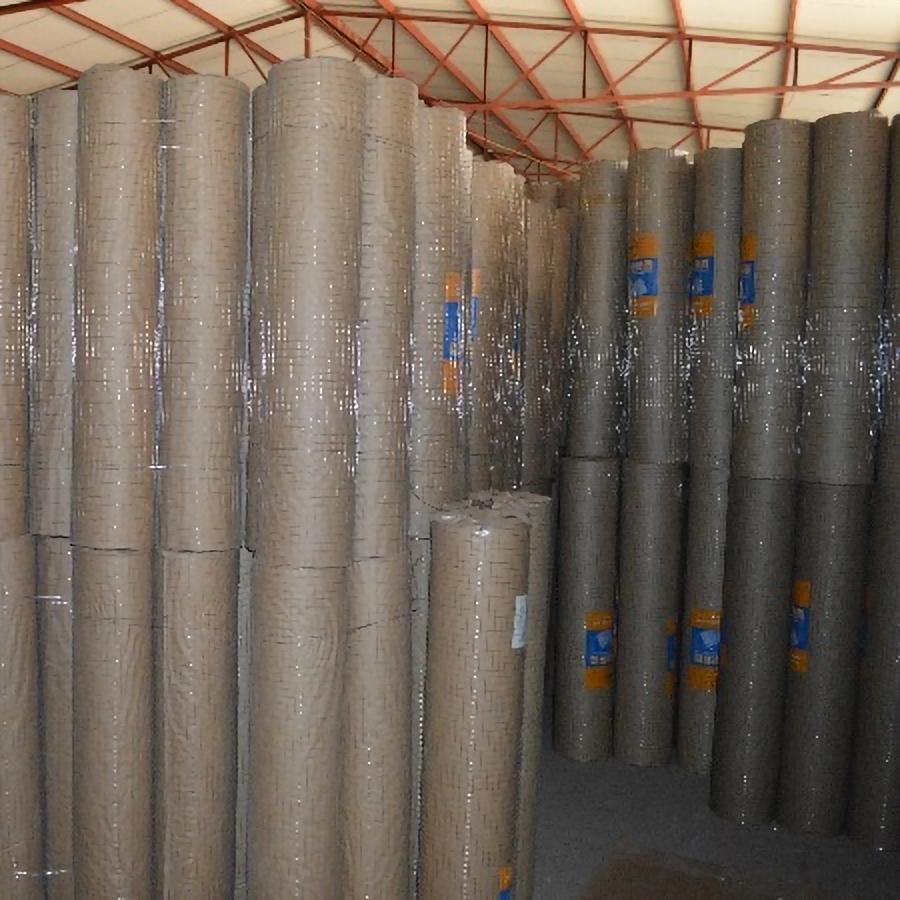钢丝网 铁丝网厂家 镀锌钢丝网北辛营