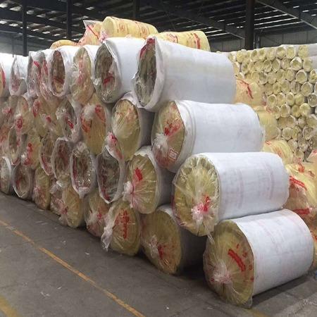 玻璃棉卷毡价格 建筑屋顶隔热棉 厂家销售