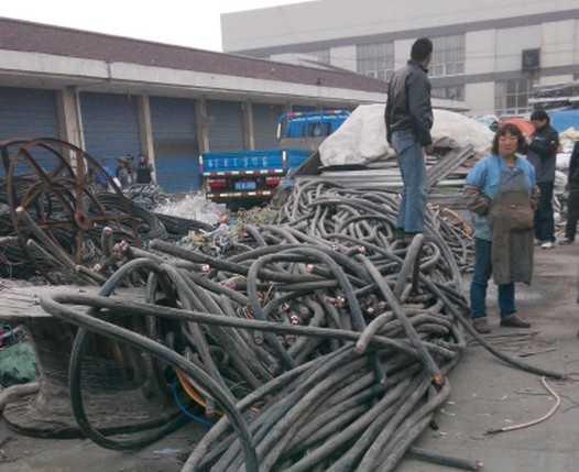 镇江曙光电缆线回收曙光电缆线回收
