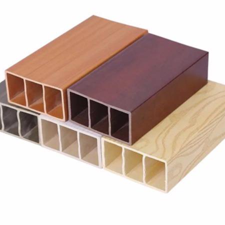 厂家直销生态木方通-生态木隔断-立柱-厂家直发