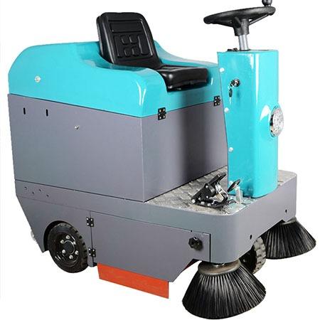 征翔 ZX-1050驾驶式扫地机物业小区工厂 扫地车厂家
