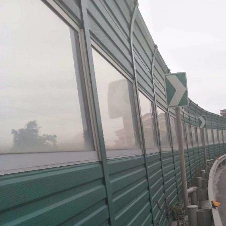 道路声屏障工厂隔音墙 高速公路声屏障