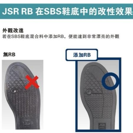 霧面劑TPE 日本JSR RB830 抗撕裂性 除流水紋
