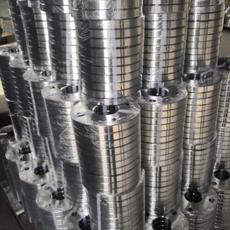 博岩厂家定制 不锈钢数控高压管板法兰 厂家常年备有现货 库存充足