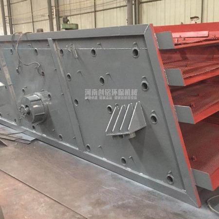 新型粮食振动筛 多层分级振动筛厂家 矿用石料振动筛设备