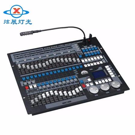 工厂定制1024金刚控台/婚庆演出自带弧形程序金刚1024控台DMX512控制台