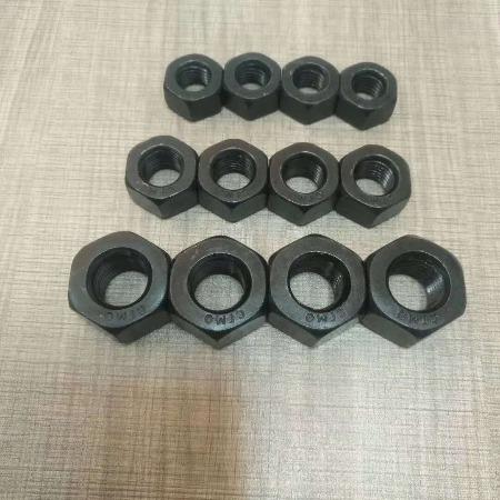 厂家批发 HG20613 SH3404 HG20634国标GB52镀锌六角螺母定做各种螺母 欢迎订购