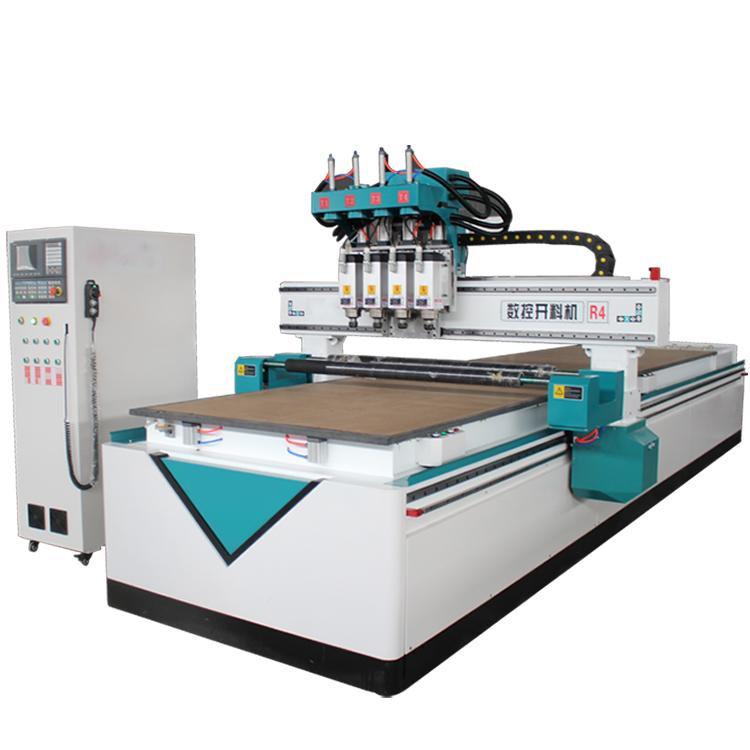 数控开料机厂家批发 开料机厂家直供 板式家具生产线 精锐数控