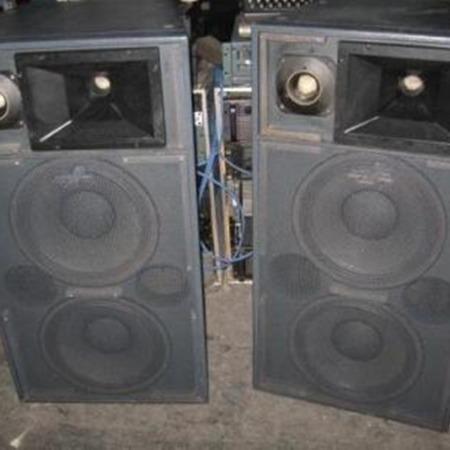 杭州回收KTV设备 -旧音响-功放-打碟机-效果器-投影仪回收