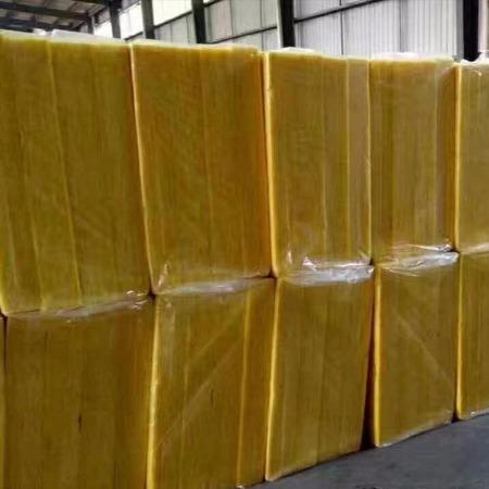 厂家直销离心 玻璃棉板 隔音吸声玻璃棉板