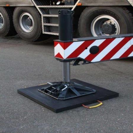 高分子聚乙烯支腿垫板  来河南金航 高品质格 尺寸可定制