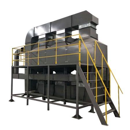 催化燃烧设备 VOCs有机废气催化燃烧 翔鸣环保机械设备