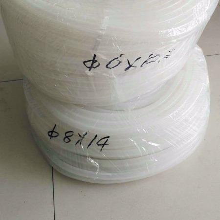 厂家现货批发 支持来图定做 专业生产 超薄硅胶管