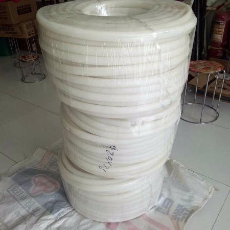 龙帅厂家直销 专业生产 可来图来样 加工定做 异性硅胶管 硅胶管