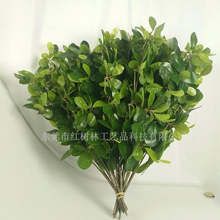 仿真树叶-假植物盆景-专业生产仿真树叶厂家-阻燃材质B1级标准-东莞市红树林