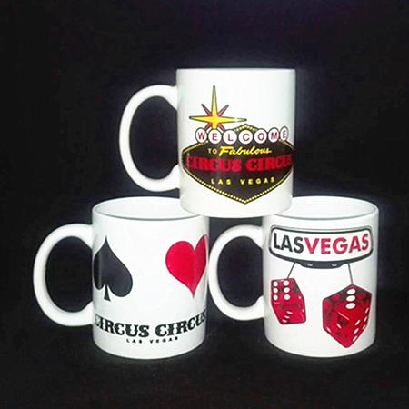 淄博厂家 马克杯 广告促销礼品陶瓷杯 供应热转印涂层马克杯 加印logo定制批发