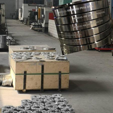 博岩管业可加工定做不锈钢异形法兰 合金法兰 316不锈钢法兰 不锈钢法兰毛坯 钢坯