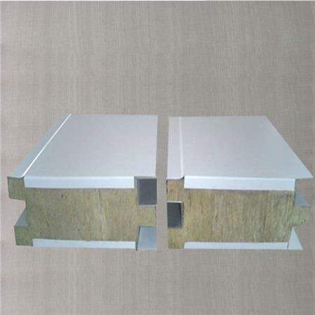 彩钢岩棉夹芯板 彩钢夹芯板厂家价格 彩钢聚氨酯夹芯板 诚工钢结构