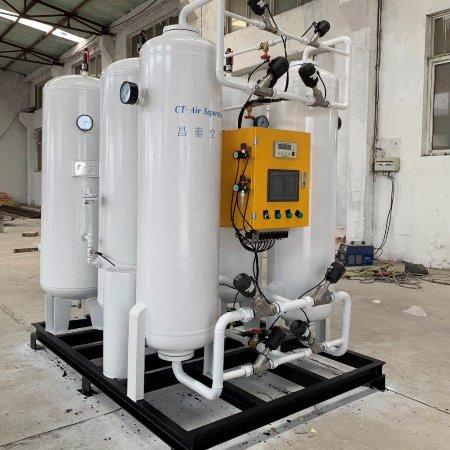 泰州昌泰专业生产 水产养殖制氧机富氧助燃工业制氧设备车载空分设备