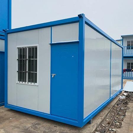 工地集装箱房定做  移动集装箱厂家