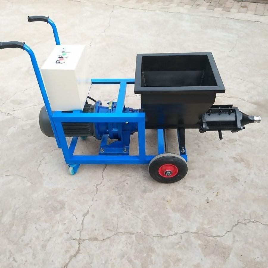 万淇机械 电动高压注浆机 砂浆注浆机