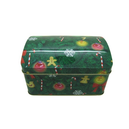 礼品铁盒厂家直销圣诞礼盒创意圣诞礼盒铁盒精美包装盒
