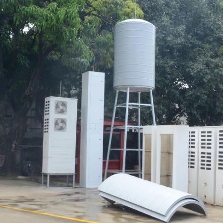 厂家直销玻璃钢 空调 水塔方柱 圆柱 太阳能型天线美化罩质优价