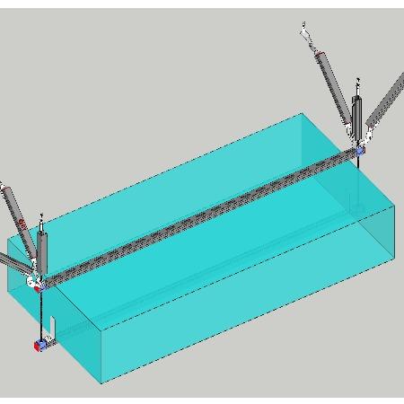 专业生产抗震支吊架, 双向支架抗震支吊架厂家直销,-成都博研新材