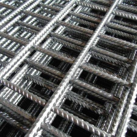 昌时丝网 热轧光圆钢筋网 钢筋网片 桥梁建筑专用网片生产厂家