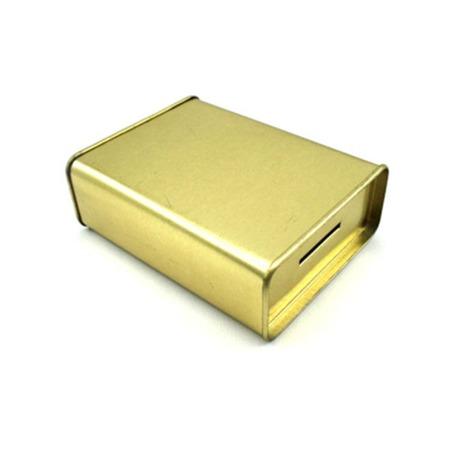 包装铁罐厂家定制 马口铁长方形 存钱罐创意