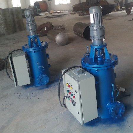 广合电力  电站滤水器  水电站用滤水器   二次滤网