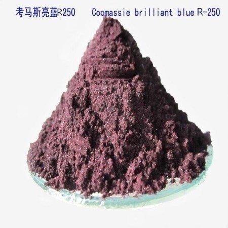 考马斯亮蓝R-250分析纯-1kg/包现货供应 考马斯亮蓝R-250生产厂家