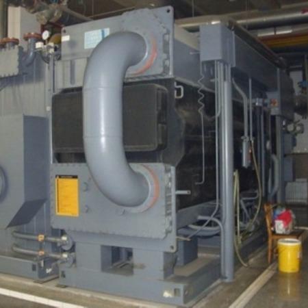 二手溴化锂制冷机组设备回收 宁波中央空调回收公司价格
