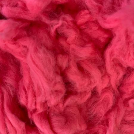棉花染色加工 散纤维染色 染色棉