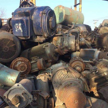 废旧电动机回收 二手电动机设备 报废电动机回收公司