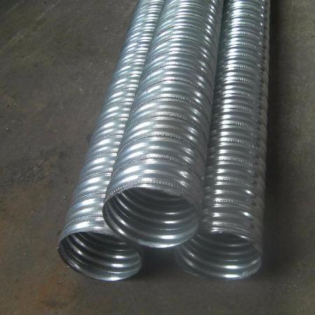 厂家大量现货供应预应力金属波纹管桥梁波纹管