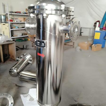 小型气体脱水罐 空压机后置汽水分离器MJF-50压缩空气气水分离器 油气分离器