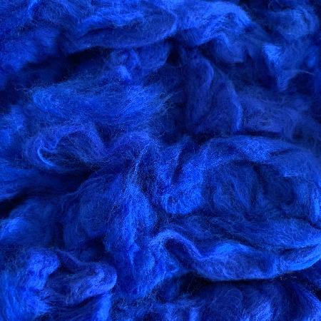 棉花染色加工 散纤维染色加工