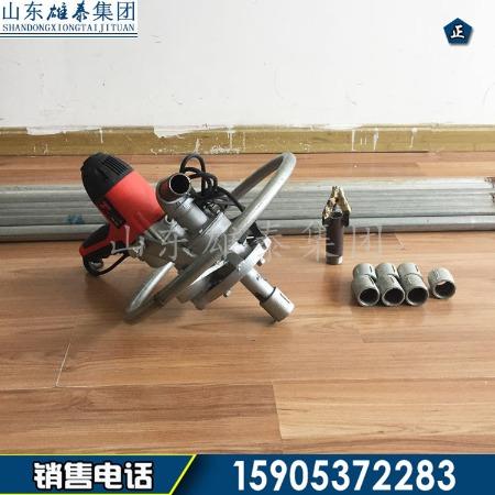 雄泰生产新款微型室内专用打井机 小型果树滴灌水井钻机 价格低