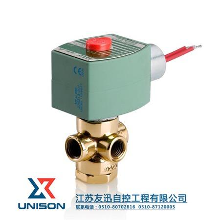 假一罚十 全新 ASCO原装电磁阀 不锈钢 角座阀 ASCO 320系列 ASCO过程控制电磁阀