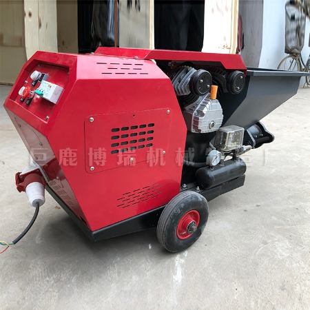 专业定制新型砂浆腻子喷涂机 -高压喷涂机-粉墙机价格